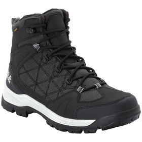 Jack Wolfskin Cold Terrain Texapore Chaussures Homme, black/off-white